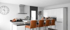 Moderne keuken(s) met design